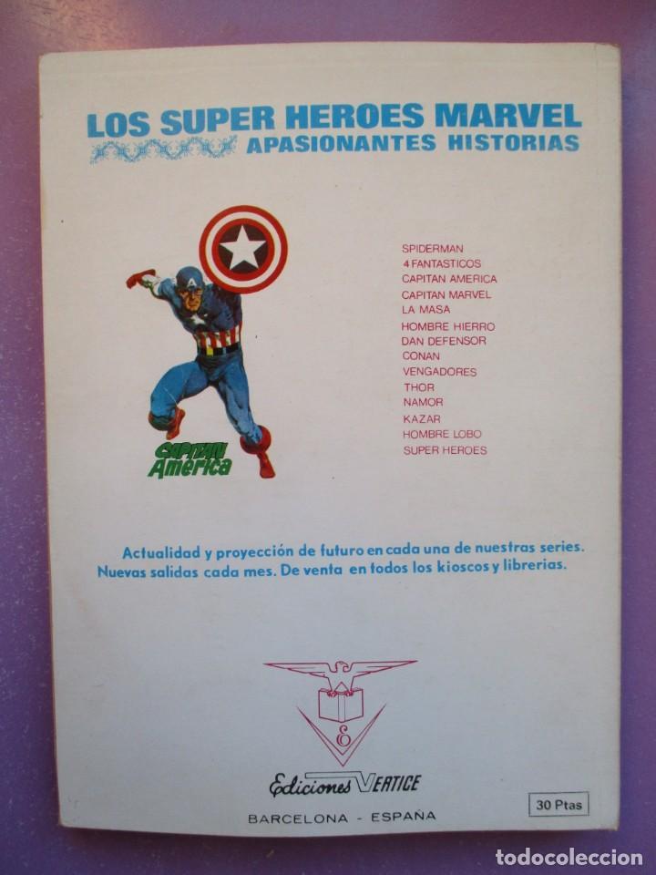Cómics: SPIDERMAN Nº 57 VERTICE TACO ¡¡¡ MUY BUEN ESTADO!!! - Foto 2 - 228644730