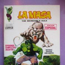 Cómics: LA MASA Nº 4 VERTICE TACO ¡¡¡ EXCELENTE ESTADO!!!. Lote 228652020