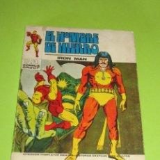 Comics: EL HOMBRE DE HIERRO. RAGA,EL HIJO DEL FUEGO Nº 27 EN BUEN ESTADO. Lote 228707745