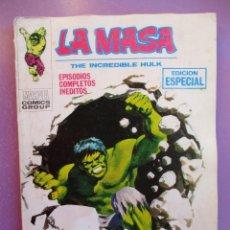 Cómics: LA MASA Nº 12 VERTICE TACO ¡¡¡ BUEN ESTADO!!!. Lote 228818060