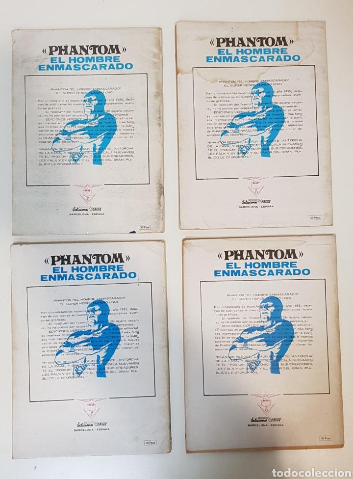 Cómics: EL HOMBRE ENMASCARADO VOLUMEN 1 - 1973 VÉRTICE - GRAPA - EDICIÓN ESPAÑOLA - Foto 2 - 229102950