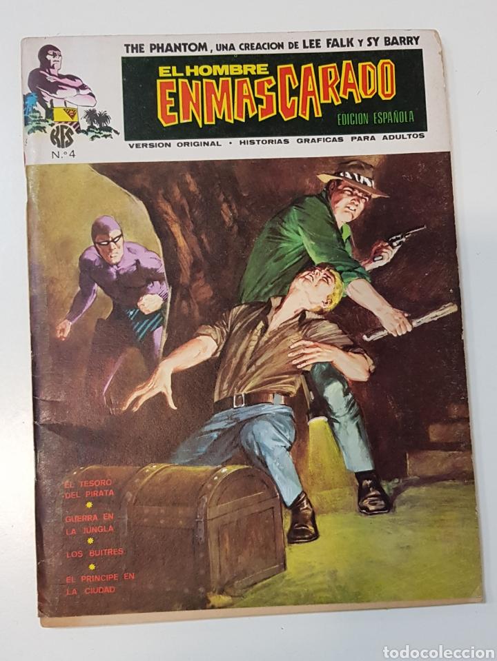 Cómics: EL HOMBRE ENMASCARADO VOLUMEN 1 - 1973 VÉRTICE - GRAPA - EDICIÓN ESPAÑOLA - Foto 8 - 229102950