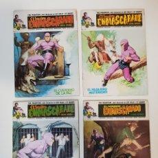Cómics: EL HOMBRE ENMASCARADO VOLUMEN 1 - 1973 VÉRTICE - GRAPA - EDICIÓN ESPAÑOLA. Lote 229102950