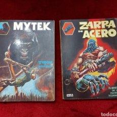 Cómics: RETAPADO ZARPA DE ACERO/RETAPADO MYTEK/ LINEA 83 COMICS DE 1981. Lote 229126745