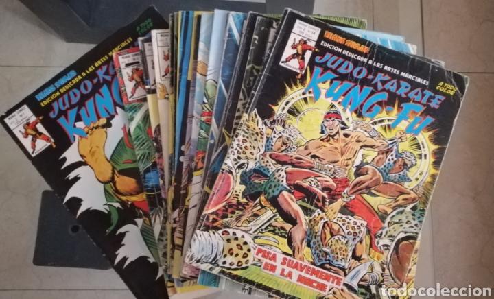 KUNG-FU COMPLETA. MUNDI COMICS VOL 2 (1-14). RELATOS SALVAJES (Tebeos y Comics - Vértice - Relatos Salvajes)