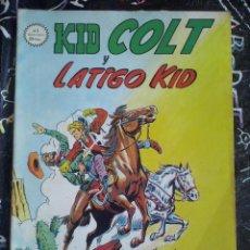 Cómics: VERTICE MUNDI-COMICS : KID COLT Y LATIGO KID NUM. 5. Lote 229155476
