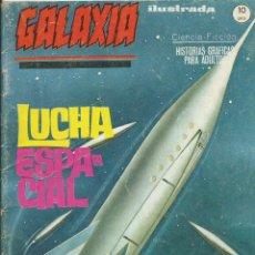Cómics: GALAXIA Nº 11 VERTICE GRAPA. Lote 229205350