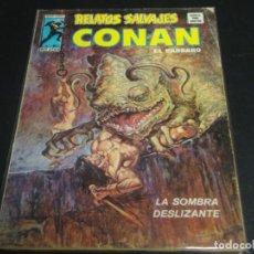 Cómics: RELATOS SALVAJES DE CONAN VOL 1 # 52. Lote 229286655
