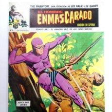 Cómics: EL HOMBRE ENMASCARADO Nº 15 - EDICIONES VÉRTICE 1974. Lote 229318005