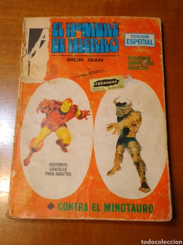 Cómics: Lote de 4 comics Vértice taco Dan Defensor Los 4 Fantásticos El Hombre de Hierro - Foto 3 - 229377275