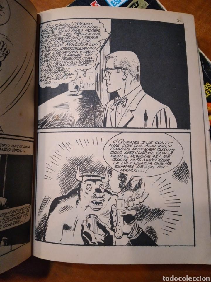 Cómics: Lote de 4 comics Vértice taco Dan Defensor Los 4 Fantásticos El Hombre de Hierro - Foto 7 - 229377275