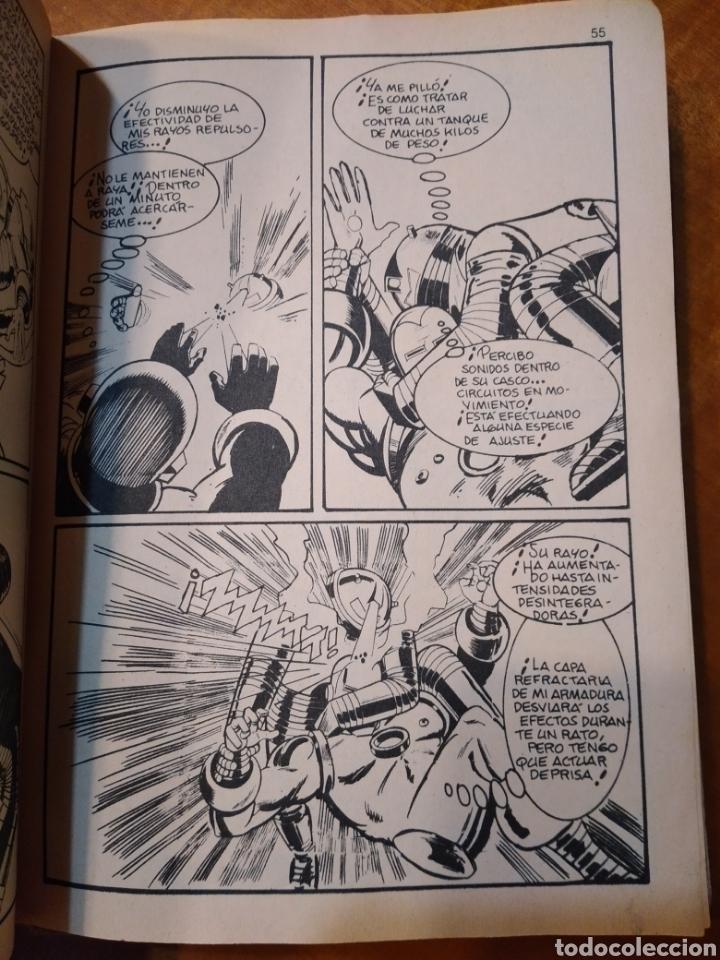 Cómics: Lote de 4 comics Vértice taco Dan Defensor Los 4 Fantásticos El Hombre de Hierro - Foto 8 - 229377275