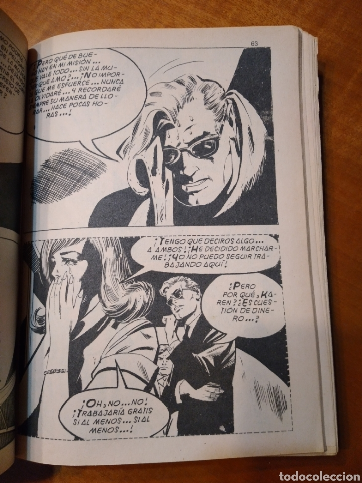 Cómics: Lote de 4 comics Vértice taco Dan Defensor Los 4 Fantásticos El Hombre de Hierro - Foto 9 - 229377275