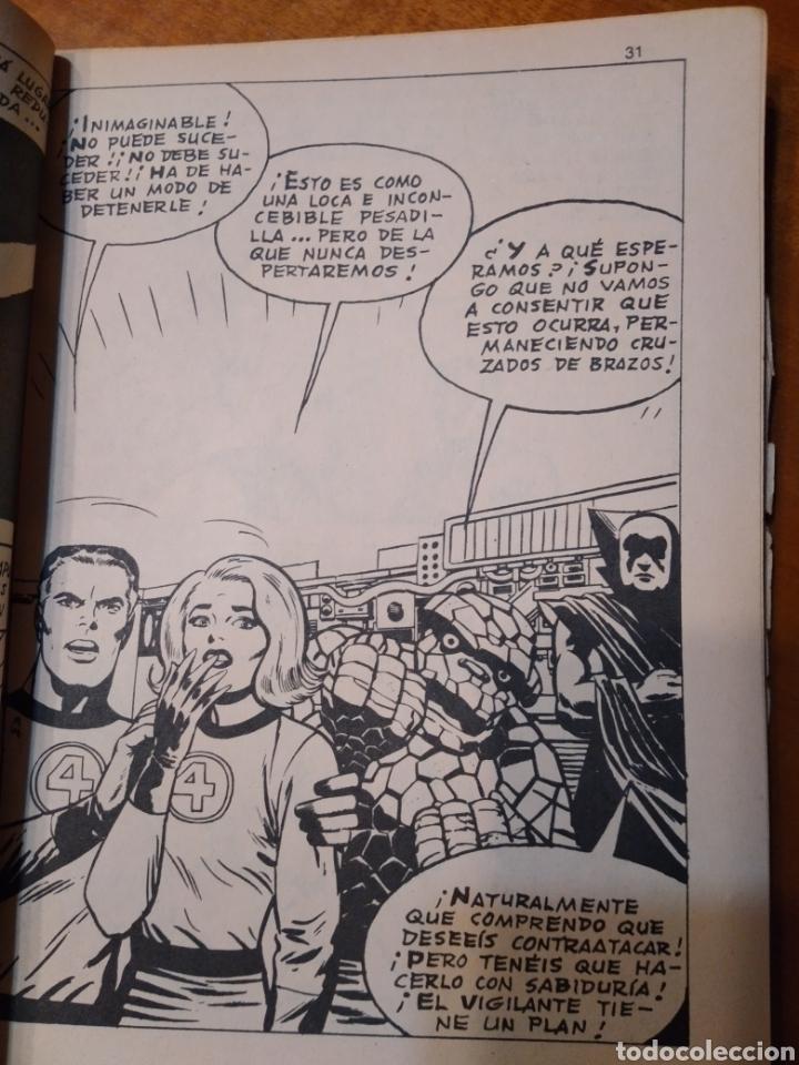 Cómics: Lote de 4 comics Vértice taco Dan Defensor Los 4 Fantásticos El Hombre de Hierro - Foto 10 - 229377275