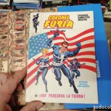 Comics: CORONEL FURIA. EPISODIOS COMPLETOS INÉDITOS. EDICIONES INTERNACIONALES ,Nº 17. VÉRTICE. LÓPEZ ESPÍ. Lote 229520300