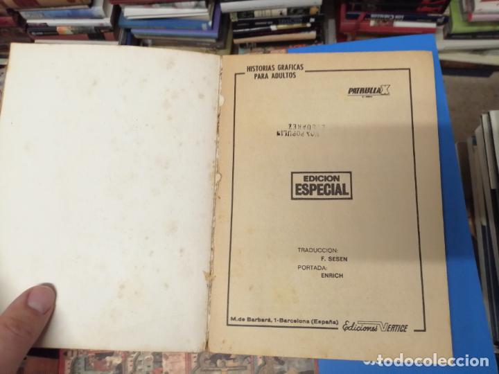 Cómics: PATRULLA X. X-MEN. EPISODIOS COMPLETOS. ED. INTERNACIONALES , Nº 3. EDICIÓN ESPECIAL. VÉRTICE. - Foto 2 - 229520865