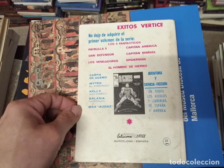 Cómics: PATRULLA X. X-MEN. EPISODIOS COMPLETOS. ED. INTERNACIONALES , Nº 3. EDICIÓN ESPECIAL. VÉRTICE. - Foto 7 - 229520865