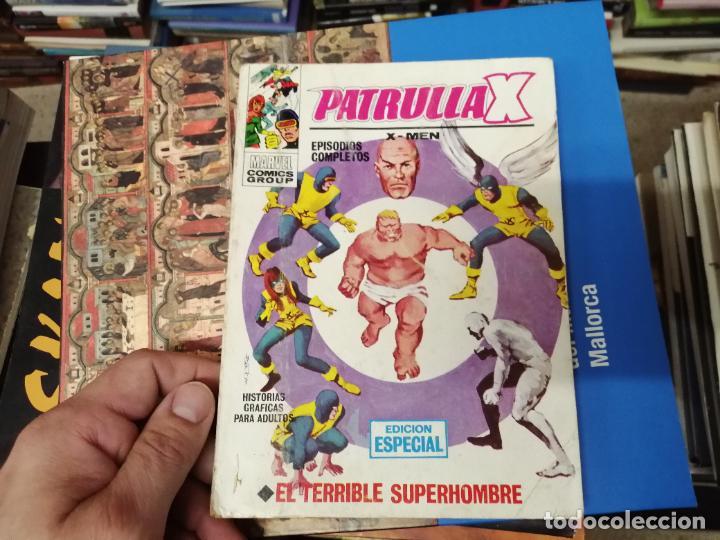 PATRULLA X. X-MEN. EPISODIOS COMPLETOS. ED. INTERNACIONALES , Nº 3. EDICIÓN ESPECIAL. VÉRTICE. (Tebeos y Comics - Vértice - Patrulla X)