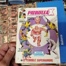 Cómics: PATRULLA X. X-MEN. EPISODIOS COMPLETOS. ED. INTERNACIONALES , Nº 3. EDICIÓN ESPECIAL. VÉRTICE.. Lote 229520865