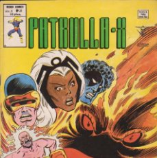 """Cómics: CÓMIC MARVEL """" PATRULLA - X ´ Nº 31 ED. VÉRTICE V. 3. Lote 229593245"""