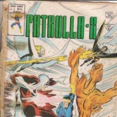 """Cómics: CÓMIC MARVEL """" PATRULLA - X ´ Nº 33 ED. VÉRTICE V. 3. Lote 229594230"""