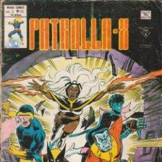 """Cómics: CÓMIC MARVEL """" PATRULLA - X ´ Nº 35 ED. VÉRTICE V. 3. Lote 229595360"""