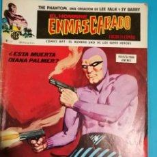 Cómics: CÓMIC EL HOMBRE ENMASCARADO. LOS MALVADOS. N° 17.. Lote 229765385