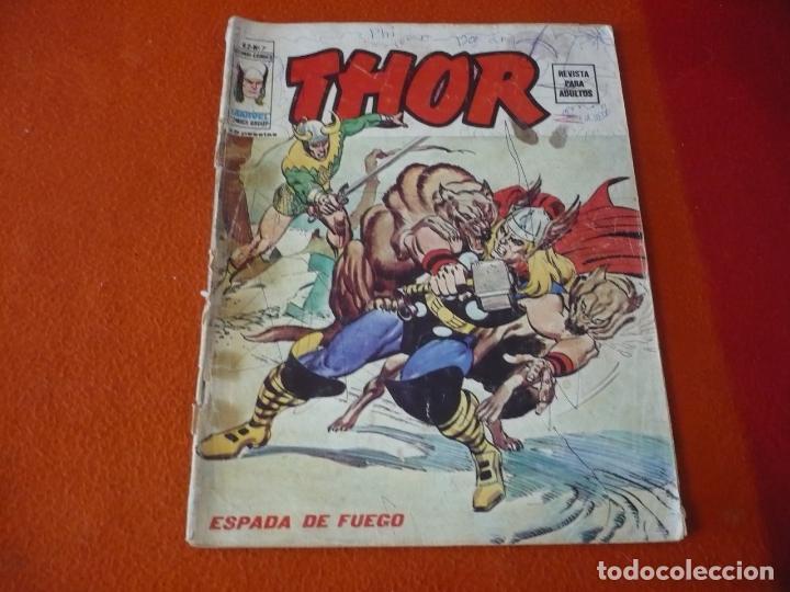 THOR VOL. 2 Nº 7 VERTICE MUNDI COMICS (Tebeos y Comics - Vértice - Thor)
