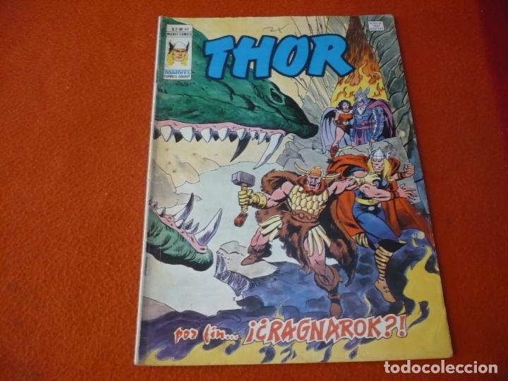THOR VOL. 2 Nº 41 VERTICE MUNDI COMICS (Tebeos y Comics - Vértice - Thor)