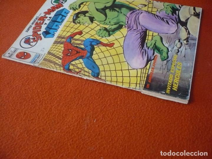 Cómics: SPIDERMAN Y LA MASA Nº 9 SUPER HEROES PRESENTA VERTICE MUNDI COMICS - Foto 4 - 229792700