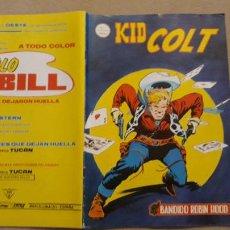 Fumetti: KID COLT VERTICE Nº 1. Lote 229792745