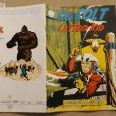 Fumetti: KID COLT Y LÁTIGO KID VERTICE Nº 8. Lote 229792870