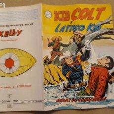Fumetti: KID COLT Y LÁTIGO KID VERTICE Nº 10. Lote 229792910