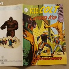 Fumetti: KID COLT Y LÁTIGO KID VERTICE Nº 11. Lote 229792945