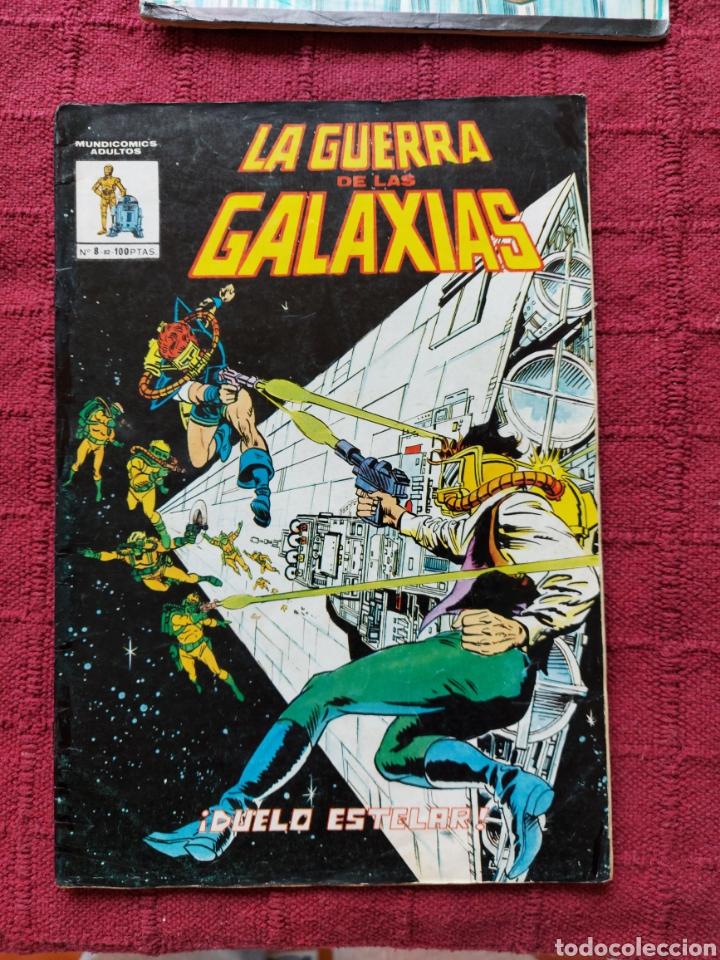 Cómics: COMIC DE LA GERRA DE LAS GALAXIAS GUERRAS ESTELARES NUMEROS 1,2 Y 8 STAR WARS VERTICE/CIENCIA FICCIÓ - Foto 4 - 229840210