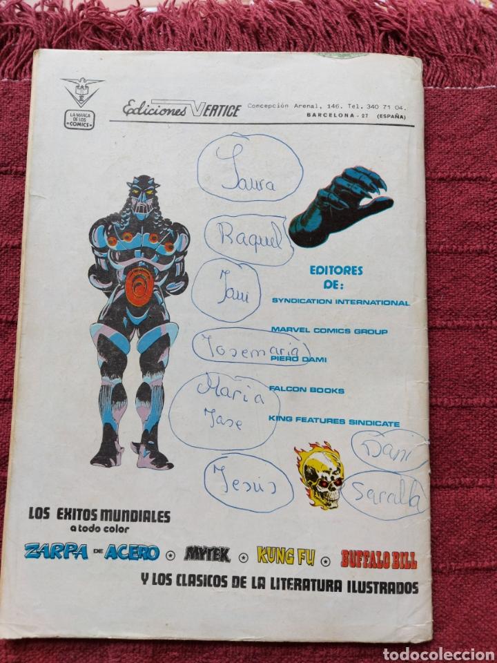 Cómics: COMIC DE LA GERRA DE LAS GALAXIAS GUERRAS ESTELARES NUMEROS 1,2 Y 8 STAR WARS VERTICE/CIENCIA FICCIÓ - Foto 8 - 229840210