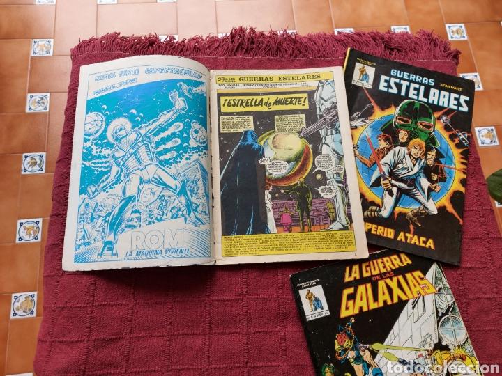 Cómics: COMIC DE LA GERRA DE LAS GALAXIAS GUERRAS ESTELARES NUMEROS 1,2 Y 8 STAR WARS VERTICE/CIENCIA FICCIÓ - Foto 13 - 229840210