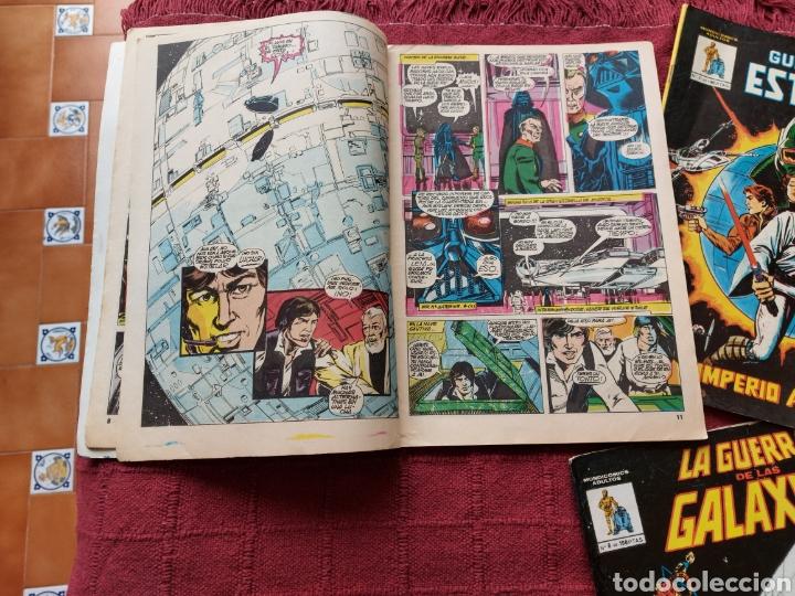 Cómics: COMIC DE LA GERRA DE LAS GALAXIAS GUERRAS ESTELARES NUMEROS 1,2 Y 8 STAR WARS VERTICE/CIENCIA FICCIÓ - Foto 15 - 229840210