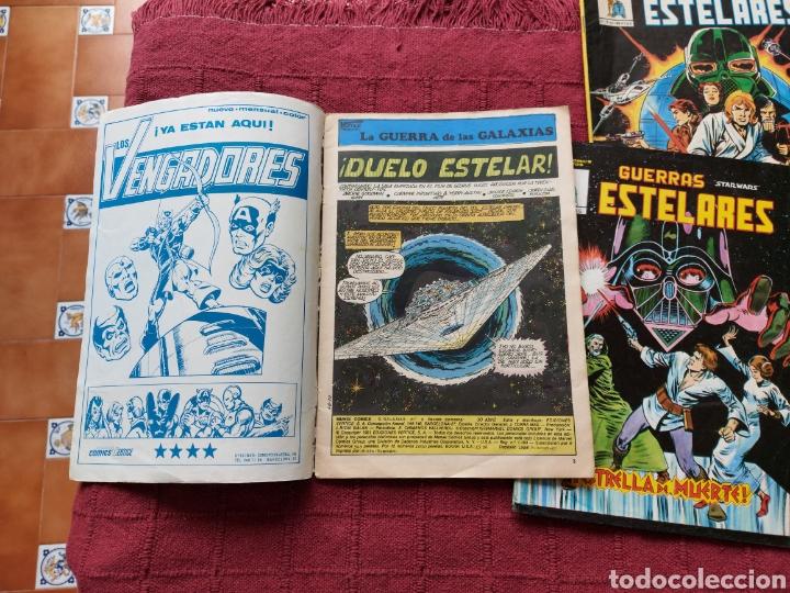 Cómics: COMIC DE LA GERRA DE LAS GALAXIAS GUERRAS ESTELARES NUMEROS 1,2 Y 8 STAR WARS VERTICE/CIENCIA FICCIÓ - Foto 20 - 229840210