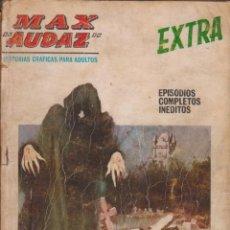 "Cómics: CÓMIC MAX ""AUDAZ"" Nº 21 V.1 FRMTO ""TACO"" 128 PGS ED. VÉRTICE. Lote 229897890"