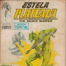 """Cómics: CÓMIC MARVEL ESTELA PLATEADA"""" Nº 2 V.1 FRMTO """"TACO"""" 128 PGS ED. VÉRTICE. Lote 229906925"""