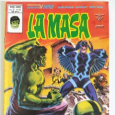 Cómics: LA MASA VOL.3 Nº 37 (A COLOR) ~ MARVEL / MUNDI-COMICS (1979). Lote 229915625