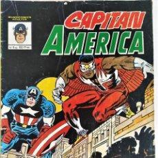 Cómics: CAPITÁN AMERICA Nº 5 (A COLOR) ~ MARVEL / MUNDI-COMICS (1982). Lote 229916535