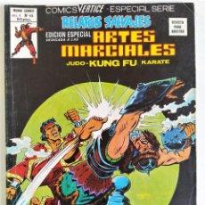 Cómics: RELATOS SALVAJES / ARTES MARCIALES V.1 Nº 46 ~ MARVEL / VERTICE (1978). Lote 229921130