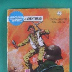 Cómics: SELECCIONES VERTICE DE AVENTURAS Nº 7 VERTICE GRAPA. Lote 230226010