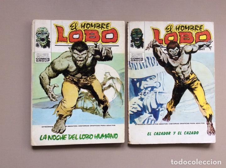 Cómics: EL HOMBRE LOBO / WEREWOLF VOLUMEN 1 Y 2 Completa - Foto 3 - 266647983