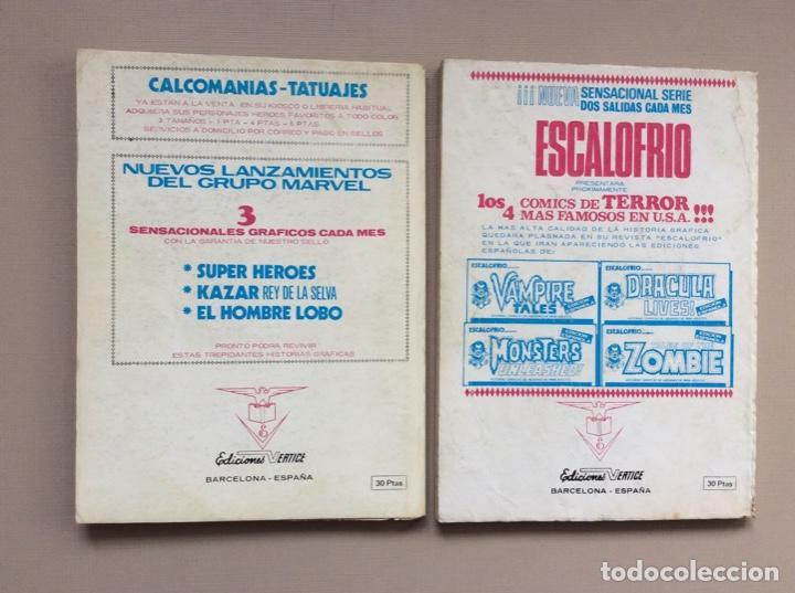 Cómics: EL HOMBRE LOBO / WEREWOLF VOLUMEN 1 Y 2 Completa - Foto 4 - 266647983