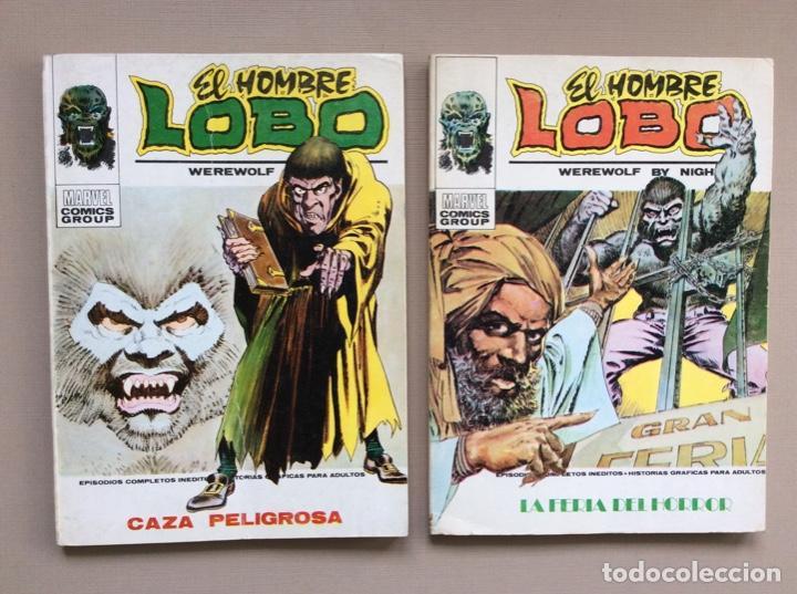 Cómics: EL HOMBRE LOBO / WEREWOLF VOLUMEN 1 Y 2 Completa - Foto 5 - 266647983