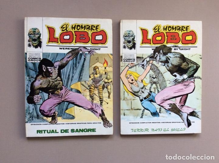 Cómics: EL HOMBRE LOBO / WEREWOLF VOLUMEN 1 Y 2 Completa - Foto 7 - 266647983