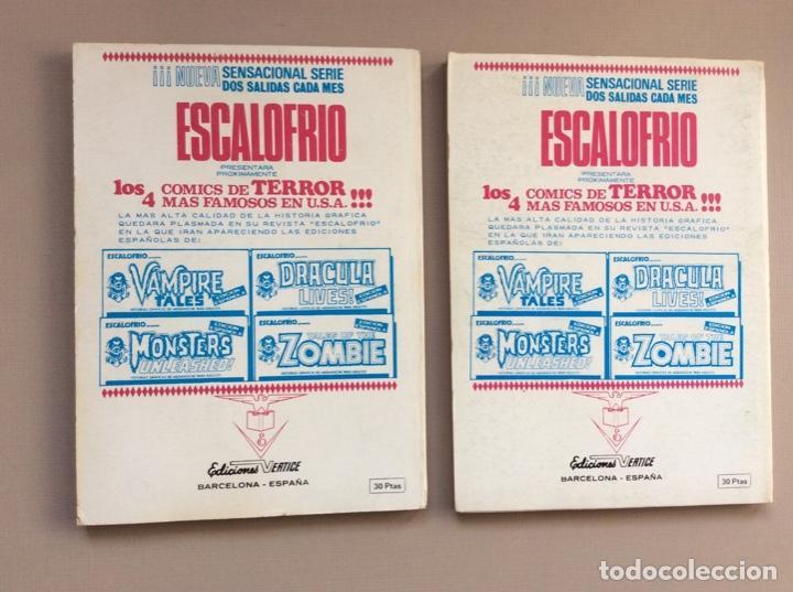 Cómics: EL HOMBRE LOBO / WEREWOLF VOLUMEN 1 Y 2 Completa - Foto 8 - 266647983